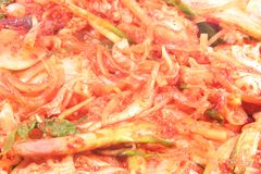 Kimchi Royalty Free Stock Images