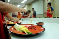 Kimchi Stockbilder