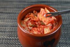 Kimchi Photo stock