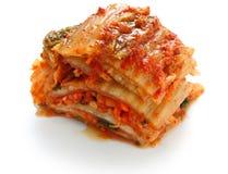 Kimchi, alimento coreano Fotografia de Stock Royalty Free