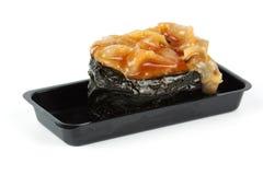 Kimchi Chuka Hotate Sushi Royalty Free Stock Photos