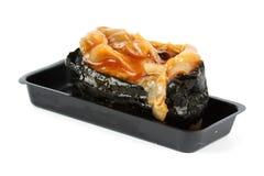 Kimchi Chuka Hotate Sushi Stock Images