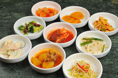 Kimchi coréen photo stock