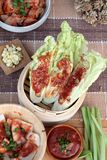 Kimchi of korean food traditional. Stock Photography