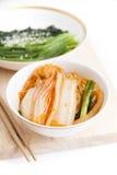 Kimchi (Korean food) Stock Photos