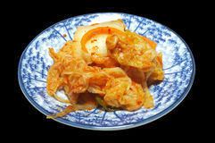 Kimchi, Korean vegetable salad Royalty Free Stock Image