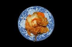 Kimchi, Korean vegetable salad Stock Photos