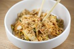 Kimchi sałatka Zdjęcie Stock