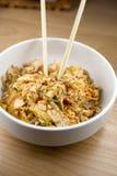Kimchi sałatka Zdjęcia Royalty Free