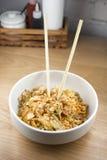 Kimchi sałatka Obrazy Royalty Free