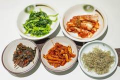 Kimchi tradicional Fotografia de Stock