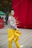 Kimchifestival van Seoel Stock Afbeelding