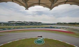 Kimi 2009 Raikkonen en el Malaysian F1 Prix magnífico Imagen de archivo