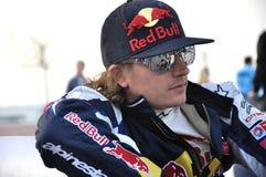 Kimi Raikkonen Royalty-vrije Stock Afbeelding