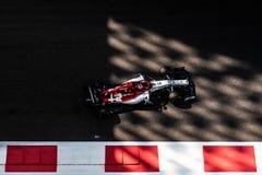 Kimi Raikkonen, Alfa Romeo Racing, UAE, 2019