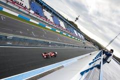 Kimi Raikkonen Ferrari 2015 Foto de archivo
