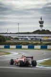 Kimi Raikkonen Ferrari 2015 Immagine Stock Libera da Diritti