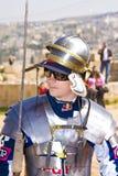 Kimi Raikkonen - Gladiator stock afbeelding