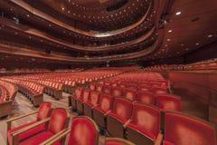 Kimmel Center, Verizon Hall, Philadelphia. The Dobson pipe organ in Verizon Hall Stock Photography
