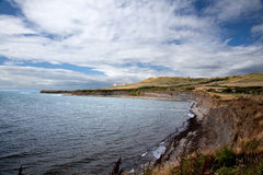 Kimmerage Bay in Dorset Stock Photography