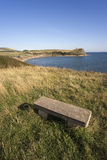 Kimmeridge bay Stock Photo