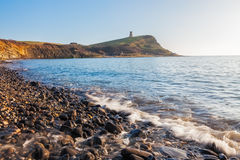 Kimmeridge Bay Dorset Royalty Free Stock Photos
