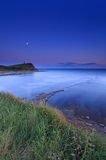 Kimmeridge Bay dorset England Stock Photos