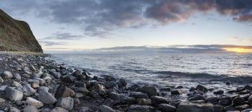 Kimmeridge Bay Royalty Free Stock Image