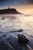 Kimmeridge Sunset Royalty Free Stock Image
