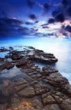Kimmeridge zatoka Dorset Fotografia Royalty Free
