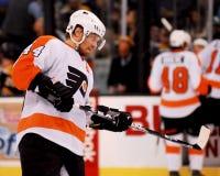 Kimmo Timonen, Philadelphia Flyers. Stock Image
