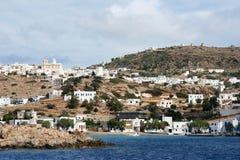 Kimolos island Royalty Free Stock Images