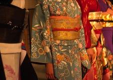 Kimono Foto de archivo libre de regalías