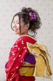 Kimono Fotos de archivo libres de regalías