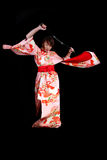 Kimono d'action images stock