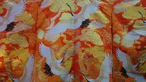Kimono. Dresses japan silkcloth beautyful royalty free stock image