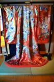 Kimono för showhandelsresande Arkivbilder
