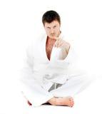 Kimono fighter Stock Photos