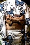 Kimono japonais Images libres de droits