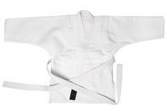 Kimono Judo Royalty Free Stock Image