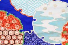 Kimono pattern Royalty Free Stock Photography