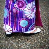 Kimono style Royalty Free Stock Photos
