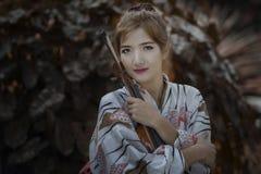 Kimono Royalty Free Stock Image