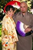 Kimonos Royalty Free Stock Photo