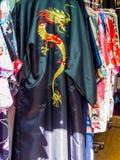 Kimonos japoneses Imagenes de archivo