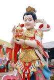 Kimthong - garçon chinois d'un dieu Images stock
