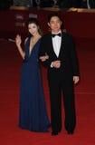 Kin Gyu-ri, Juhn Jaihong Royalty Free Stock Images