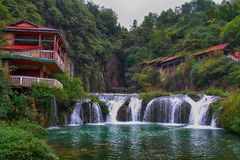 Kina Royaltyfri Fotografi