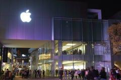 Kina: Apple Store arkivfoto