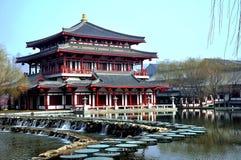 Kina arkitektur arkivbilder